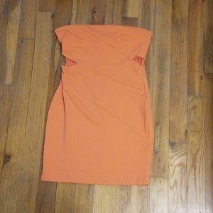 Womens mini stretch dress